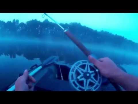 рыбалка с лодки в сентябре