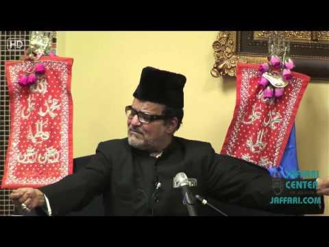 18th Ramazan 1434 Maulana Abid Bilgrami