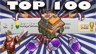 Clash of Clans   TOP 100 TOWN HALL 7 & BELOW CLAN!  Plus AWESOME TH7 Raids!