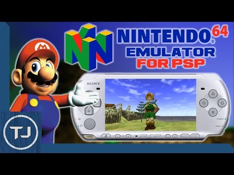 Nintendo 64 Emulator For PSP/PSP GO 2017! (DOWNLOAD) (LINK UPDATED!)