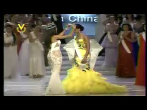Miss World 2010  Crowning moment Trasmision de Venevision