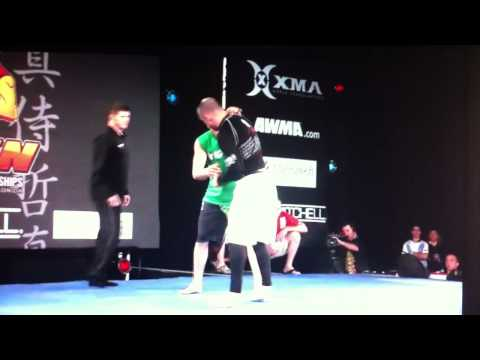 JOHN BACHMAN NAGA SUPER FIGHT