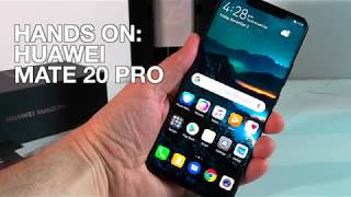 Huawei Mate 20 Pro | Hands On