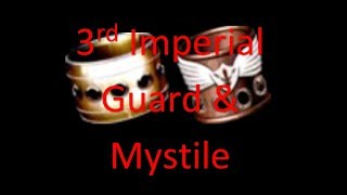 How to get a 3rd Imperial Guard & Mystile - FF7