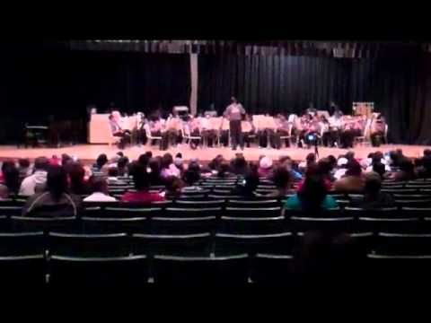 Craigmont Middle School Band Christmas Concert (2011)