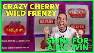 🍒CRAZY Cherry BIG WIN Spin ✦ BCSlots