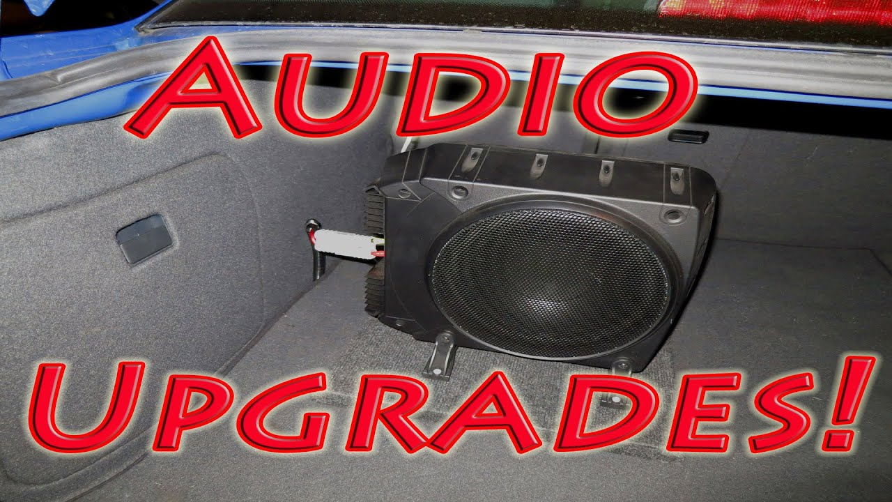 B5 Audi S4 Budget Audio Upgrades Factory Bose System S8