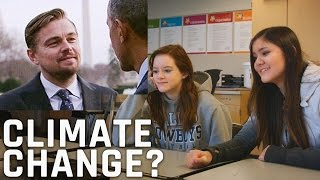 Teens React to Leonardo DiCaprio Climate Change Before the Flood Full Movie | Trailer