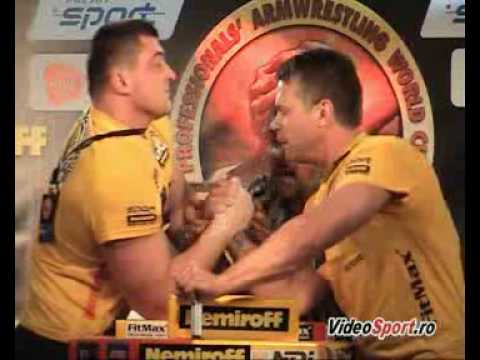 Zloty Nemiroff Armwrestling Tournament 2007