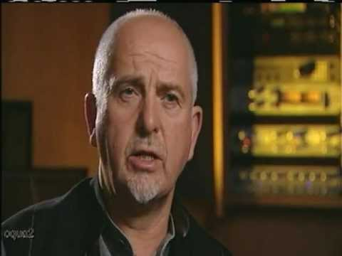 Genesis on The Lamb Lies Down On Broadway Complete Interview 2 of 4