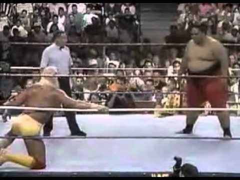 Hulk Hogan vs Yokozuna - King of The Ring 1993 - Part 1/2