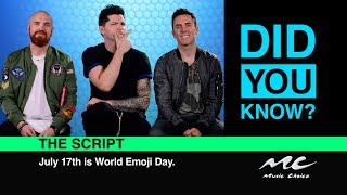 The Script Want Ginger Emojis: Did You Know?