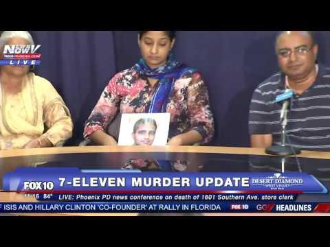 HEARTBREAKING: 7-Eleven Clerk Amanjeet Singh Toor Shot and Killed in Phoenix FNN