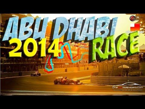 F1 (Mod 2014) - Grand Prix d'Abu Dhabi - Course - IA Legend - Saison 4