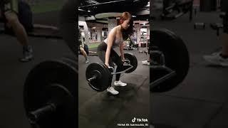 Hot girl body hot tập gym