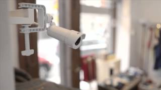 AXIS M2014-E Network Camera: World´s Smallest HDTV Bullet-Style Network Camera