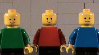 LEGO Color Coordination (An Animated Short)