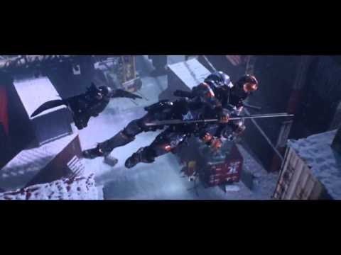 Batman Arkham Origins  Trailer Oficial