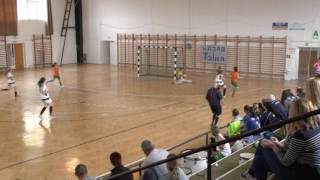 LÁSZLÓ SPORT CLUB - DVTK - VÉNUSZ 4-2 (1-2) Leány Futsal I.osztály U13.