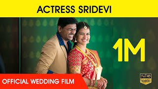 ACTRESS SRIDEVI + ASHOK - WEDDING HIGHLIGHTS by ASHOKARSH