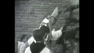 Blessing new bell at the Abbey Münsterschwarzach 1948 A D копия 1