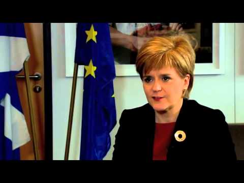 Scotland's Sturgeon refuses to rule out new independence referendum
