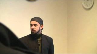 Khalid Latif -- Self-control and Forgiveness