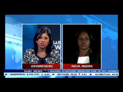 The Video showing kidnapped Chibok girls: Sophia Adengo