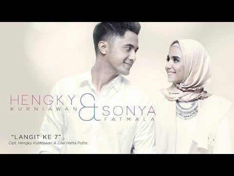 Hengky Kurniawan & Sonya Fatmala - Langit Ke 7 (Official Radio Release)