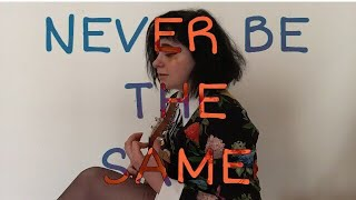 NEVER BE THE SAME - CAMILA CABELLO || Ukulele Cover