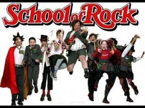 School Of Rock Official Trailer (2003)