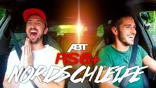 ABT Audi RS6 | Eine Runde Nordschleife! | Daniel Abt