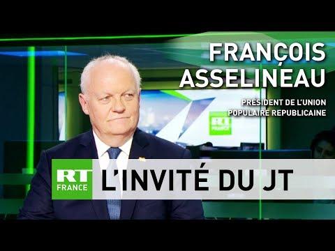 François Asselineau : Emmanuel Macron est un «caméloquet»
