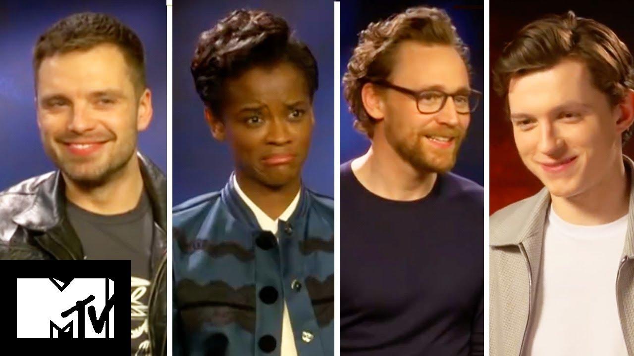 Avengers: Infinity War Cast Talk Funniest Moments | MTV Movies