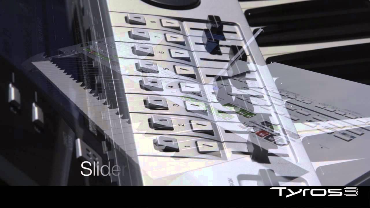 yamaha tyros 2 ab 24 90 preisvergleich bei. Black Bedroom Furniture Sets. Home Design Ideas