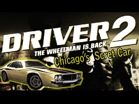 Carro Secreto De Chicago (ps1)