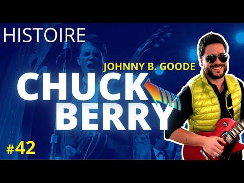 L'histoire de JOHNNY B. GOODE de CHUCK BERRY - UCLA