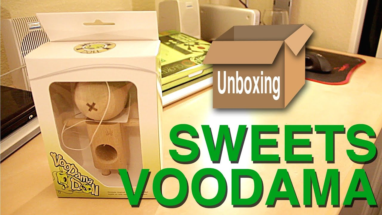 Sweets Kendama Wallpaper Unboxing | Sweets Kendama