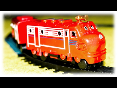 Video For Children TRAINS - Chuggington Toys Train Videos Episodes Chuggington Trains Чаггингтон