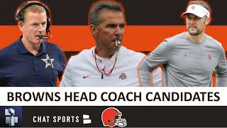 Top 12 Candidates To Replace Freddie Kitchens As Next Cleveland Browns Head Coach In 2020