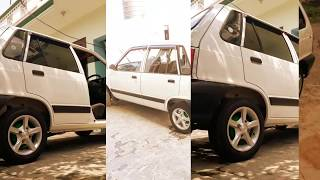 Maruti 800 modified