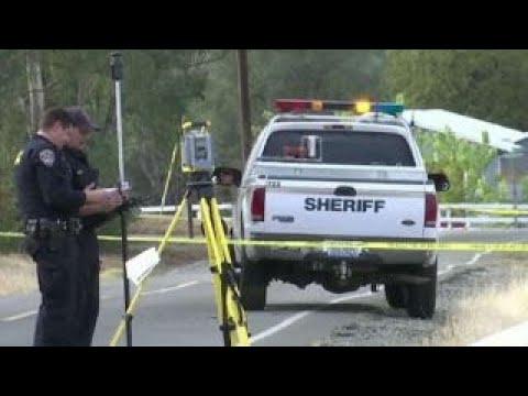 Gunman kills 4, wounds 10 in California rampage