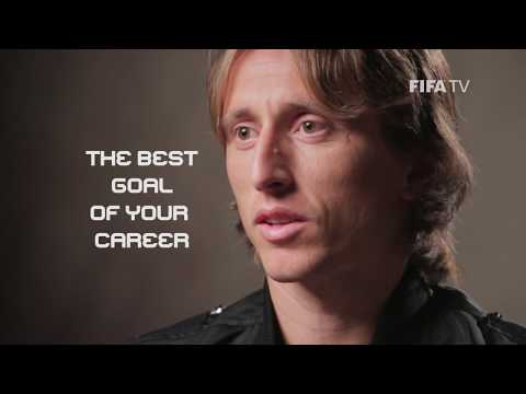 'The Best' of Luka Modric