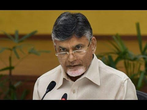 CBI Vs Mamata: Andhra Pradesh CM Chandrababu Naidu Addresses Media in Kolkata