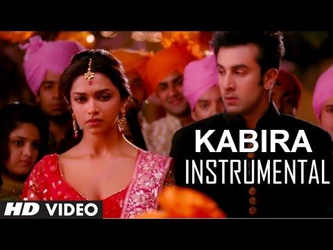 Yeh Jawaani Hai Deewani: Kabira Song Instrumental (Santoor Mix...