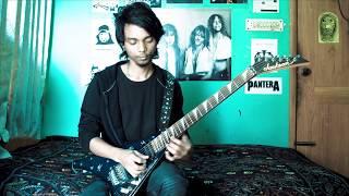 Warfaze Tribute (Guitar solo) by Faruque Hossain Shuvo