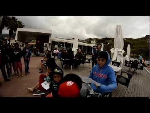Madeira Longboard & Surf Camp 2013