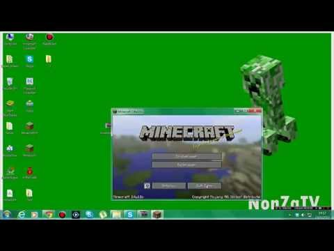 minecraft สอนโหลดminecraft1.8