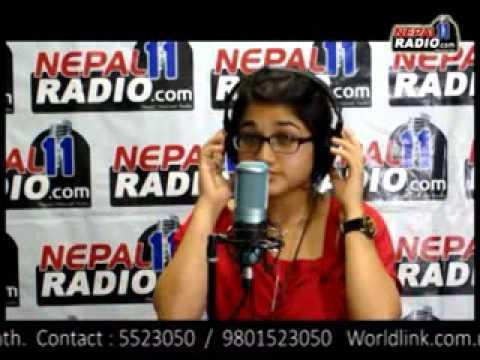 Priyanka Rajauriya 164 Pentagon College (pani Pani Bhayo Mero Mann Pani) video