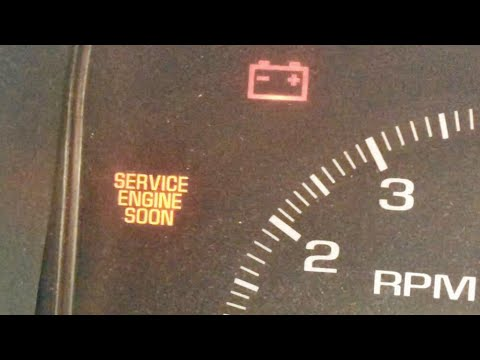 How to read trouble codes on 88-95 GM cars and trucks